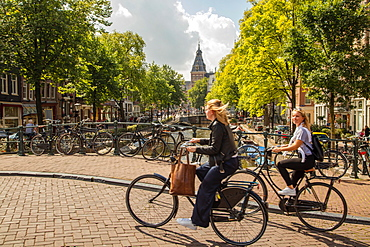 Amsterdam, North Holland, The Netherlands, Europe