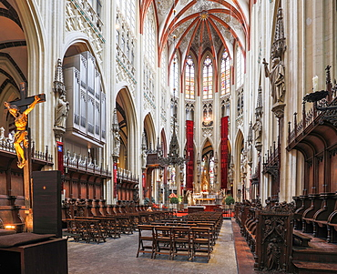 St. John Cathedral, Den Bosch, The Netherlands, Europe