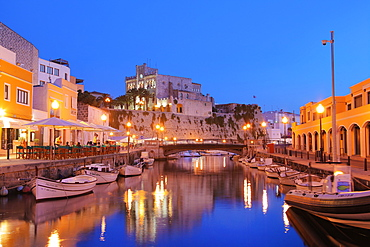 Ciutadella, Minorca, Balearic Islands, Spain, Mediterranean, Europe