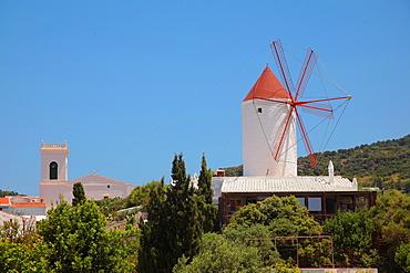 Es Mercadal and surroundings, Minorca, Balearic Islands, Spain, Mediterranean, Europe