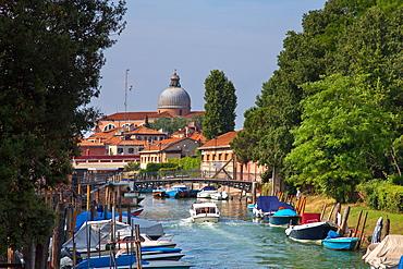 Giardini della Biennale, Venice, Veneto, Italy, Europe