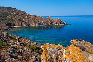 West coast of Asinara Island, Sardinia, Italy, Europe