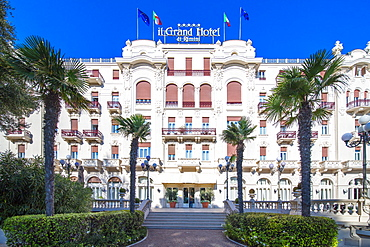 The Grand Hotel, Rimini, Emilia Romagna, Italy, Europe