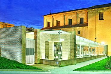 The Surgeon's Domus (Domus del Chirurgo), Rimini, Emilia Romagna, Italy, Europe