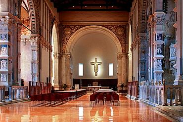 Tempio Malatestiano, Rimini, Emilia Romagna, Italy, Europe