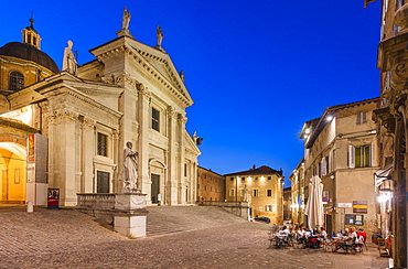 Duomo di Santa Maria Assunta, Urbino, Marche, Italy, Europe
