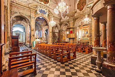 Collegiate Church of San Michele, Panicale, Umbria, Italy, Europe