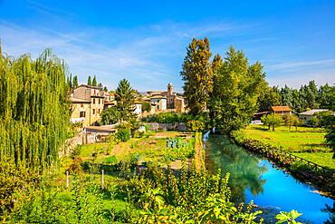 Bevagna, Perugia, Umbria, Italy, Europe