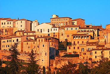 Spello, Perugia, Umbria, Italy, Europe