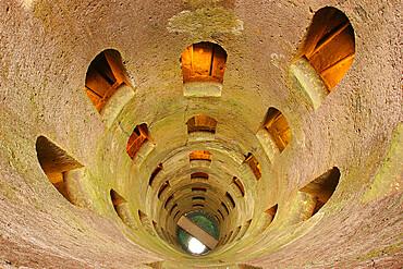 Pozzo di San Patrizio, Orvieto, Terni, Umbria, Italy, Europe