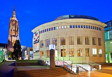 Schirn Museum, Frankfurt am Main, Hesse, Germany, Europe
