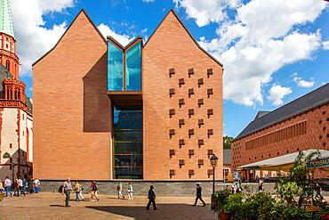 Historiches Museum, Frankfurt am Main, Hesse, Germany, Europe