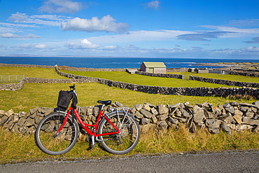 Port Chorruch area, Inish More, Aran Islands, Republic of Ireland, Europe