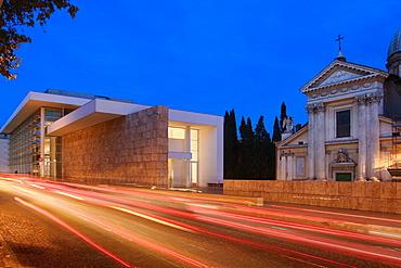 Ara Pacis, Rome, Lazio, Italy, Europe