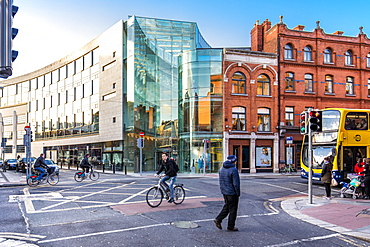 Aungier Street, Dublin, Republic of Ireland, Europe