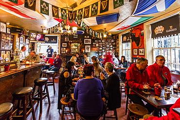 The Brazen Head Pub, Dublin, Republic of Ireland, Europe