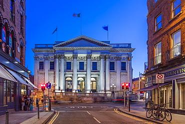 City Hall, Dublin, Republic of Ireland, Europe
