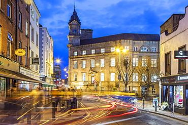 William Street, Creative Quarter, Dublin, Republic of Ireland, Europe