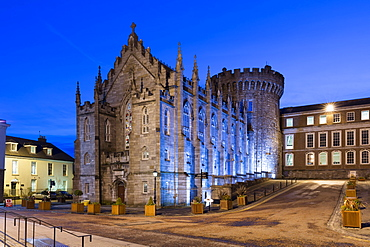 Dublin Castle, Dublin, Republic of Ireland, Europe