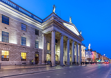 General Post Office, Dublin, Republic of Ireland, Europe