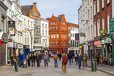 Grafton Street, Dublin, Republic of Ireland, Europe