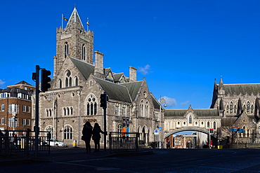 Dublinia Museum, Dublin, Republic of Ireland, Europe