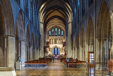 St. Patrick Church, Dublin, Republic of Ireland, Europe