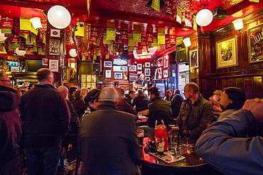 Temple Bar, Dublin, Republic of Ireland, Europe