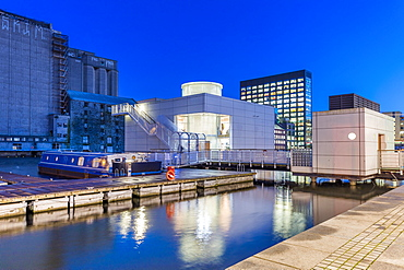 Waterways Visitor Centre, Dublin, Republic of Ireland, Europe