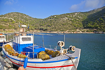 Gerakas beach, Alonissos Island, Sporades, Greek Islands, Greece, Europe