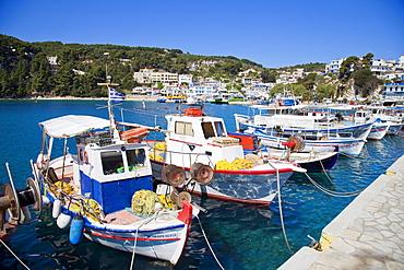 Patitiri, Alonissos Island, Sporades, Greek Islands, Greece, Europe