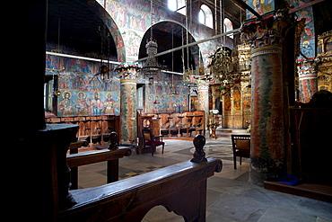Leimonos Monastery, Lesvos Island, Greek Islands, Greece, Europe
