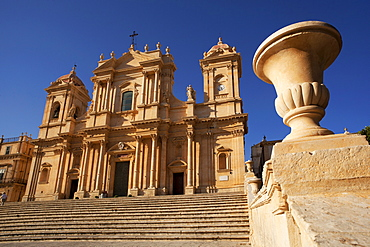Noto, Val di Noto, UNESCO World Heritage Site, Sicily, Italy, Europe