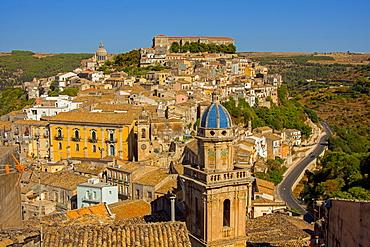 Ragusa Ibla, Ragusa, Val di Noto, UNESCO World Heritage Site, Sicily, Italy, Europe