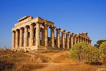 Selinunte, Sicily, Italy, Europe
