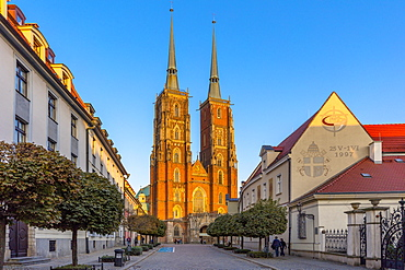 The Cathedral, Wroclaw, Poland, Europe