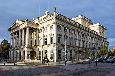 The Opera, Wroclaw, Poland, Europe