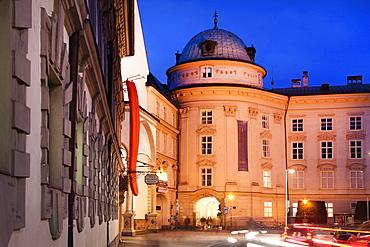 The Hofburg, Innsbruck, Tyrol, Austria, Europe