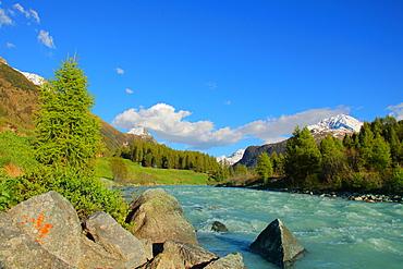 Pontresina, Canton of Graubunden (Grigioni), Switzerland, Europe