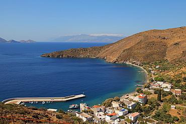 Cambi Chrysomilia, Fourni Island, Aegean Island, Greek Islands, Greece, Europe