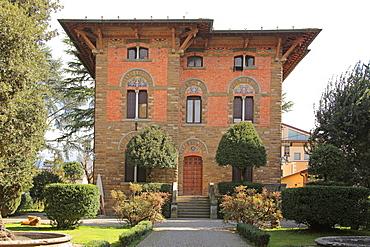 Villa Galeffi, Montevarchi, Tuscany, Italy, Europe