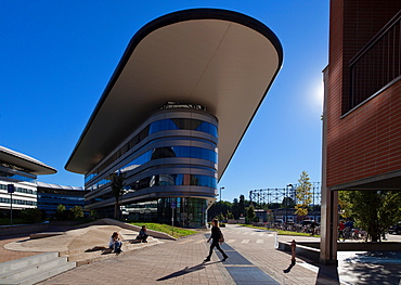 Campus Einaudi, Turin, Piedmont, Italy, Europe