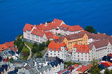 Rothaugen skole, Bergen, Norway, Scandinavia, Europe