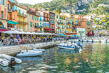 Villefranche sur Mer, Alpes Maritimes, Provence Alpes Cote d'Azur, French Riviera, France, Mediterranean, Europe