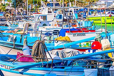 Ayia Napa Harbour Limanaki in Agia Napa in Cyprus, Europe