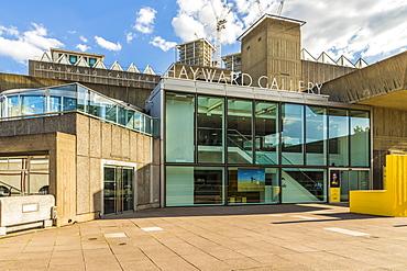 Hayward Gallery, South Bank, London, England, United Kingdom, Europe