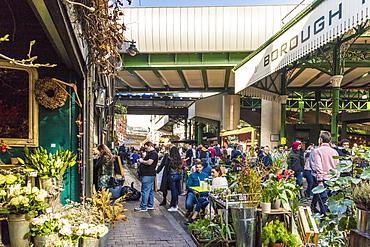 Borough Market, Southwark, London, England, United Kingdom, Europe