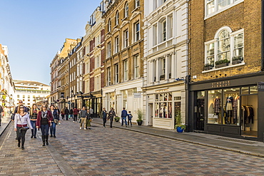 King Street in Covent Garden, London, England, United Kingdom, Europe