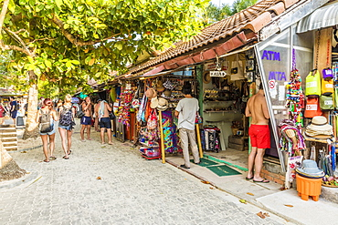 Walking Street in Railay, Ao Nang, Krabi Province, Thailand, Southeast Asia, Asia
