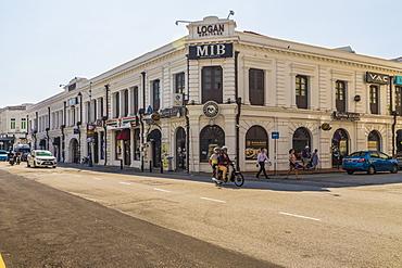 The Logan Heritage building, George Town, Penang Island, Malaysia, Southeast Asia, Asia